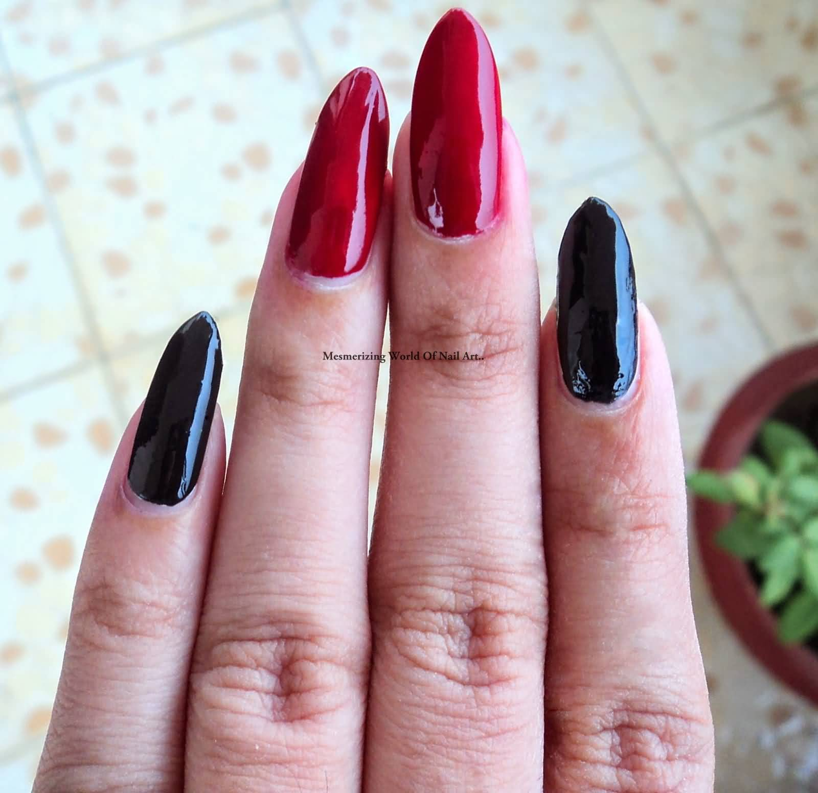 Home Design 3d Gold Ideas: 40+ Most Stylish Red Stiletto Nail Art Ideas