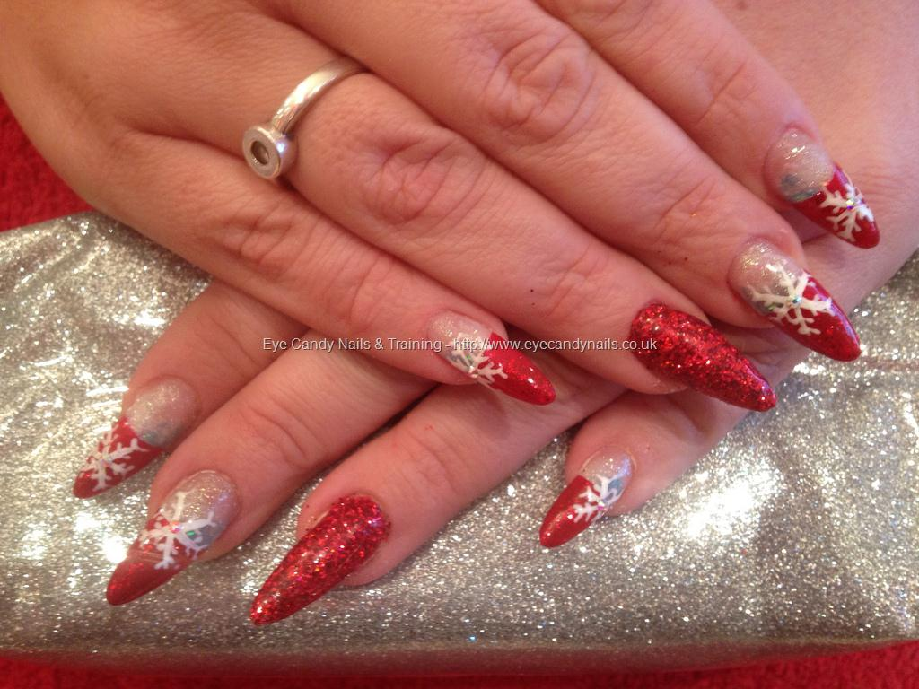 Red Stiletto Nail Design Most Stylish Art Ideas