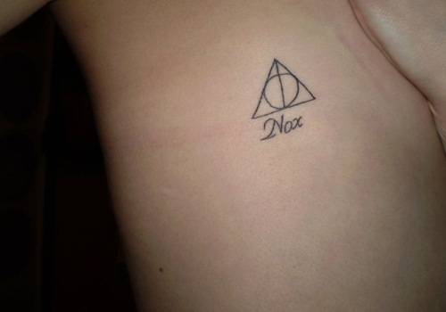 28 Incredible Hallows Tattoos