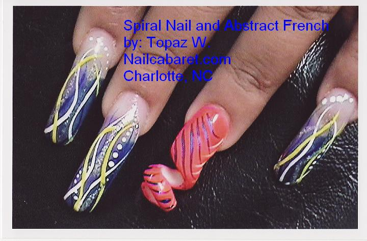 Crushed Seashell Nails More On My Blog Direct Link In Bio