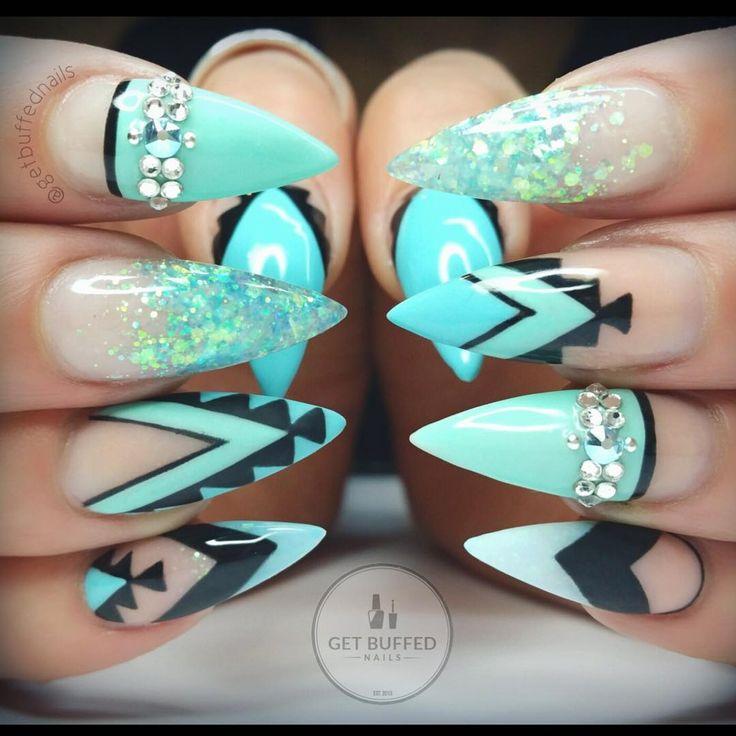 Luxury Western Nail Art Designs Frieze - Nail Art Ideas - morihati.com