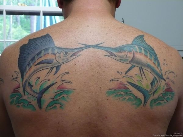 16 famous saltwater fish tattoos