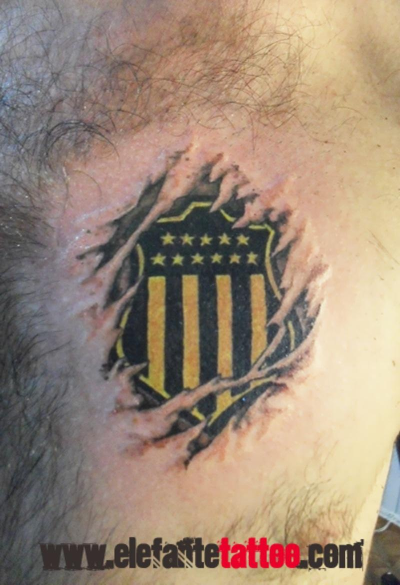 7f4d8a35e 35+ Best Football Tattoos Ideas