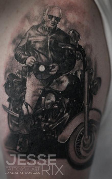 Australian Military Sleeve Tattoo Designs