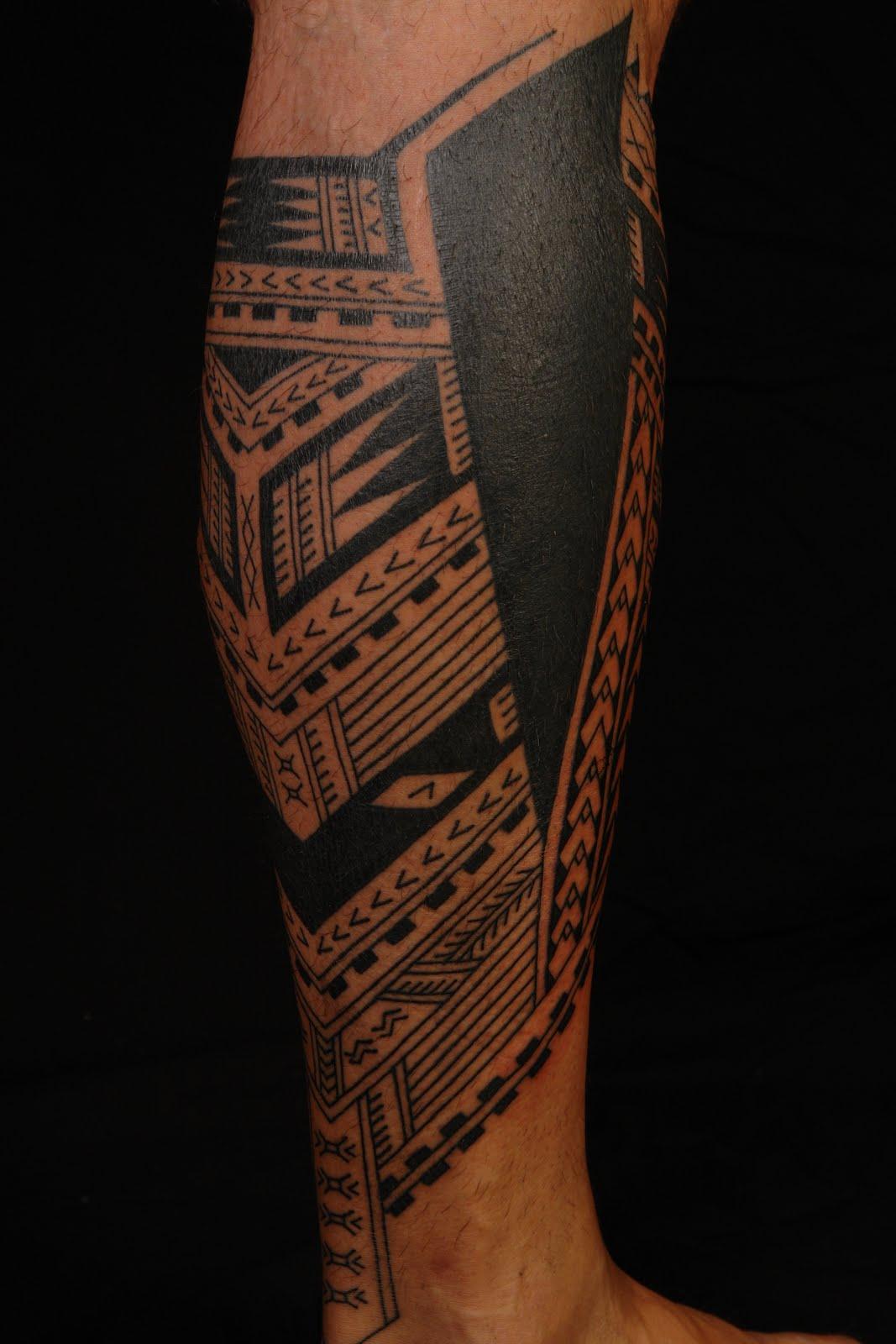 54 incredible samoan tattoos collection for Samoan tattoo design