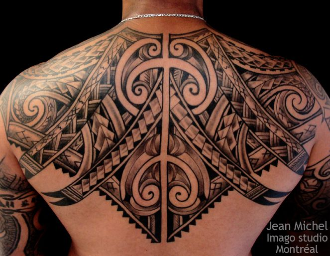 54 Incredible Samoan Tattoos Collection
