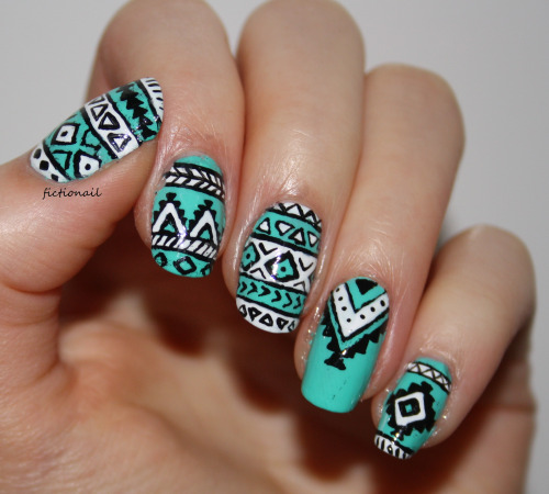 75 Most Stylish Nail Art Pattern Design Ideas