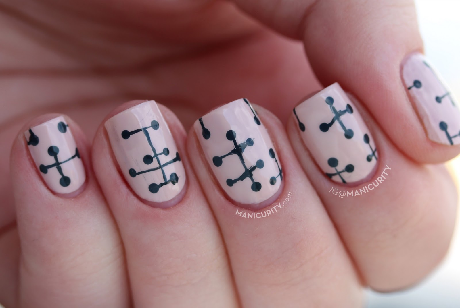 Nail Art Ideas » Pattern Nails Art - Pictures of Nail Art Design Ideas