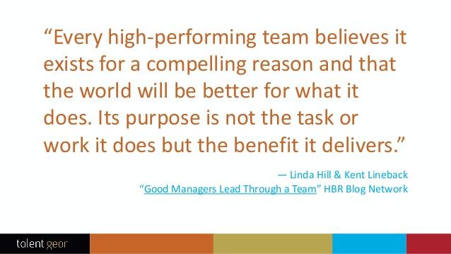 Building High Performing Teams Quotes
