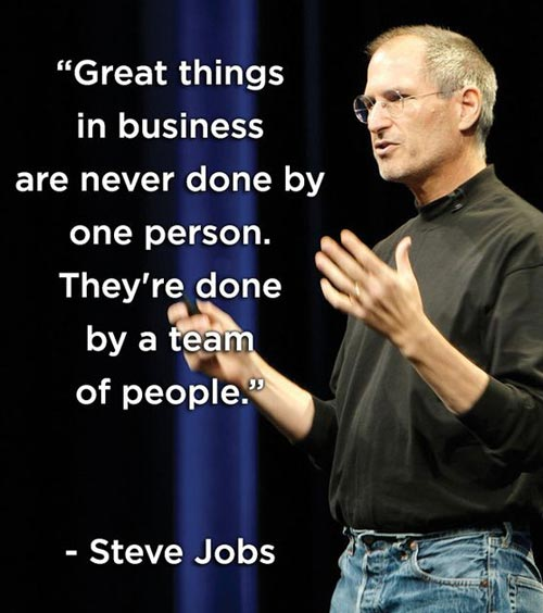 57+ Best Teamwork Quotes & Sayings on Outstanding Things  id=14476