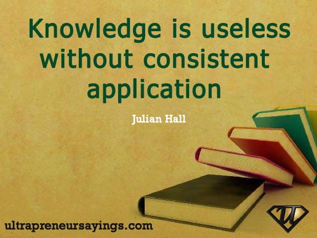65  best knowledge quotes and sayings