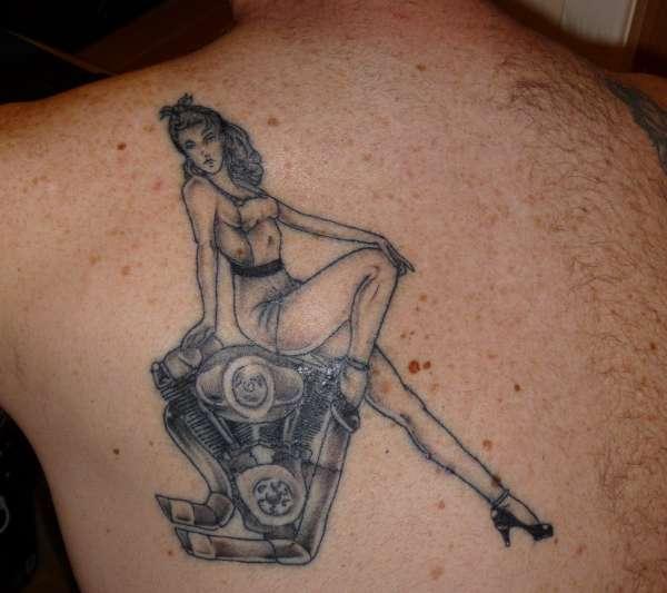 24 harley engine tattoos. Black Bedroom Furniture Sets. Home Design Ideas