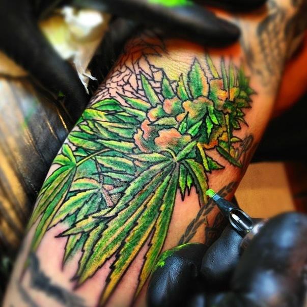 70 Amazing Plant Tattoos