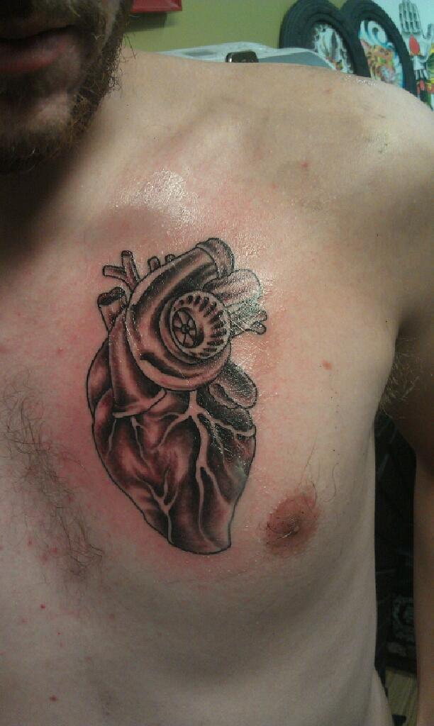 38+ Wonderful Turbo Tattoos