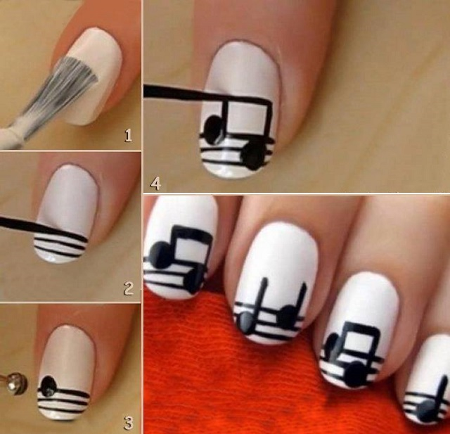 Famous Deborah Lippmann Nail Polish Review Big Nail Art Pens Online Shopping Rectangular Funky Nail Art Game How Do You Take Off Shellac Nail Polish Youthful China Glaze Nail Polish Names WhiteFimo Nail Art Designs 50  Best Music Nail Art Design Ideas
