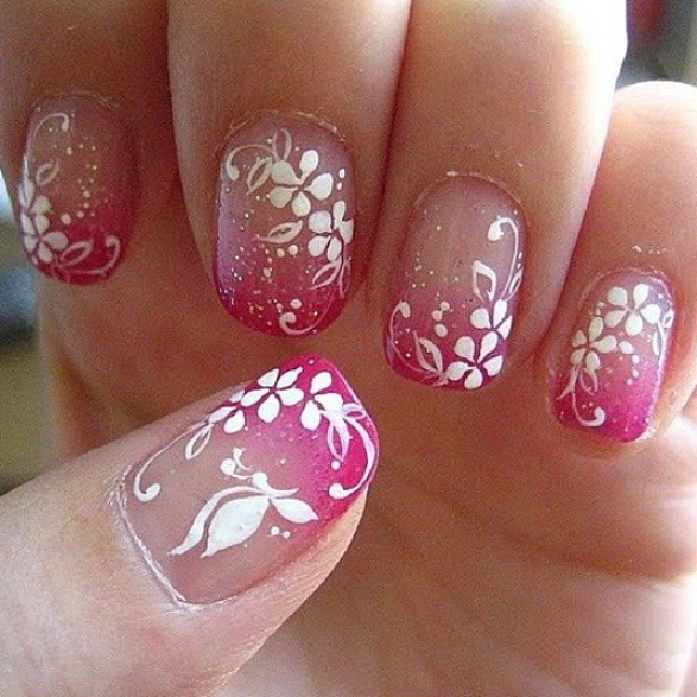 60+ Most Beautiful Butterfly Nail Art Design Ideas