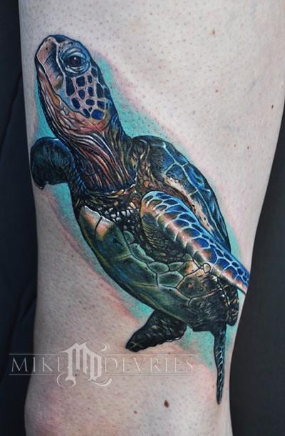 60+ Latest Sea Creature Tattoos  Sea
