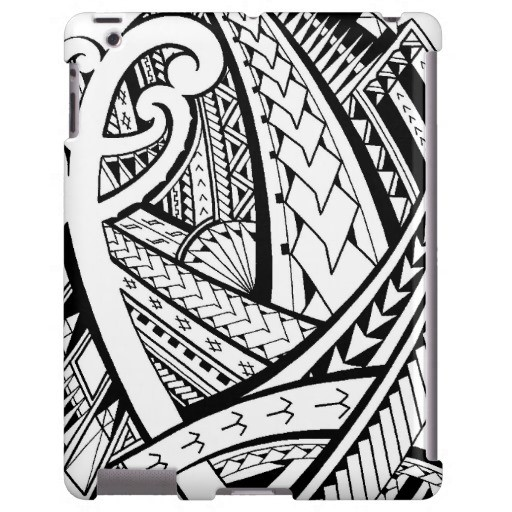 Polynesian Tattoos Designs Ideas And Meaning: 31+ Samoan Tattoo Designs