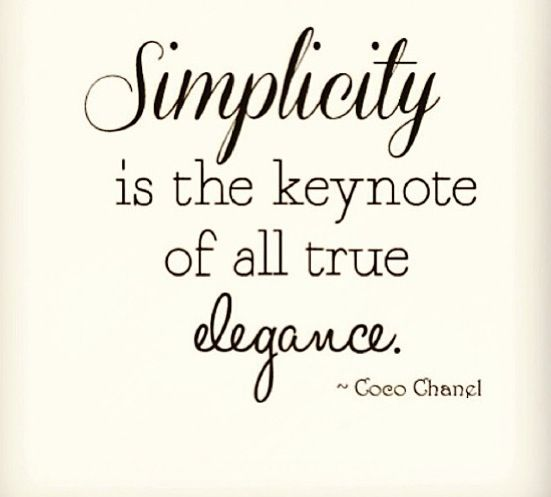 60 Simplicity Quotes Sayings About Being Simple Classy Simple Quotes