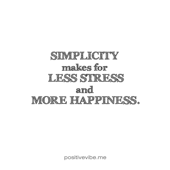 70 Simplicity Quotes, Sayings About Being Simple