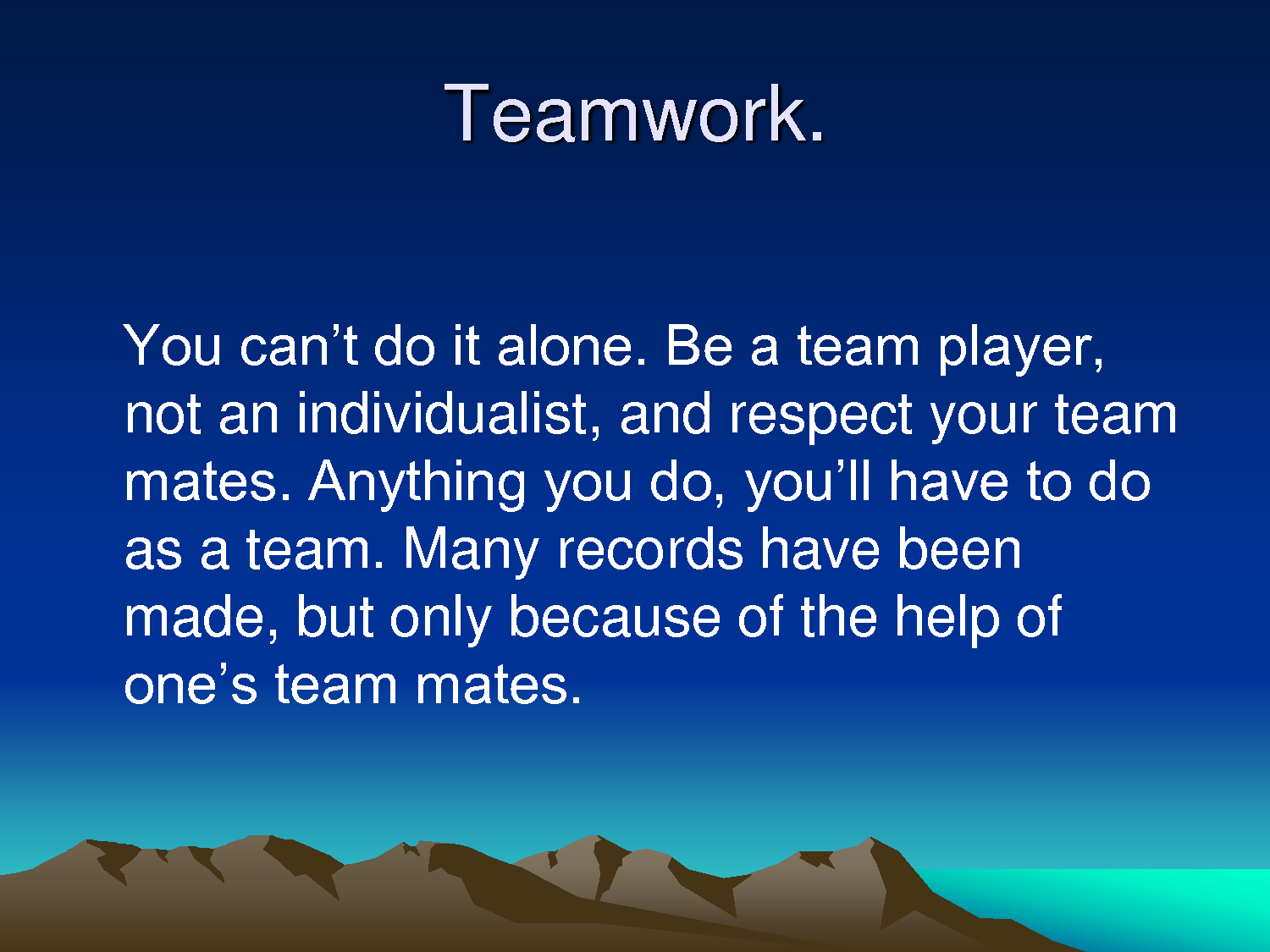 Team Work Quotes 57 Best Teamwork Quotes & Sayings