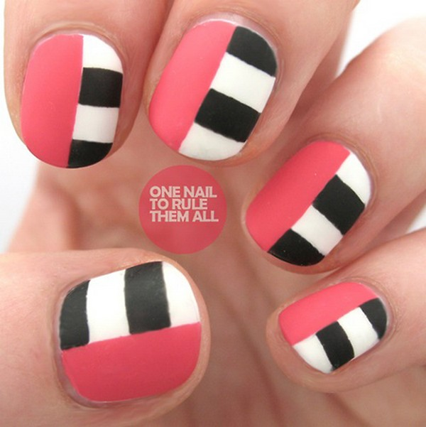 New Nail Art Designs Videos To Bend Light