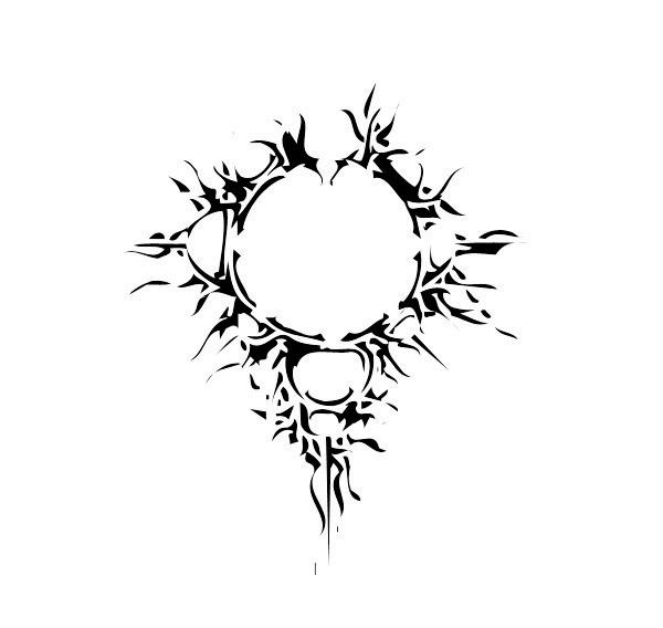 Mandelbrot tattoo