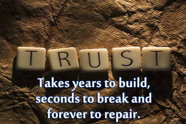 77+ Best Trust Quotes & Sayings