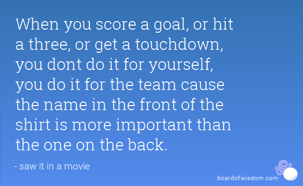 57 Best Teamwork Quotes Sayings