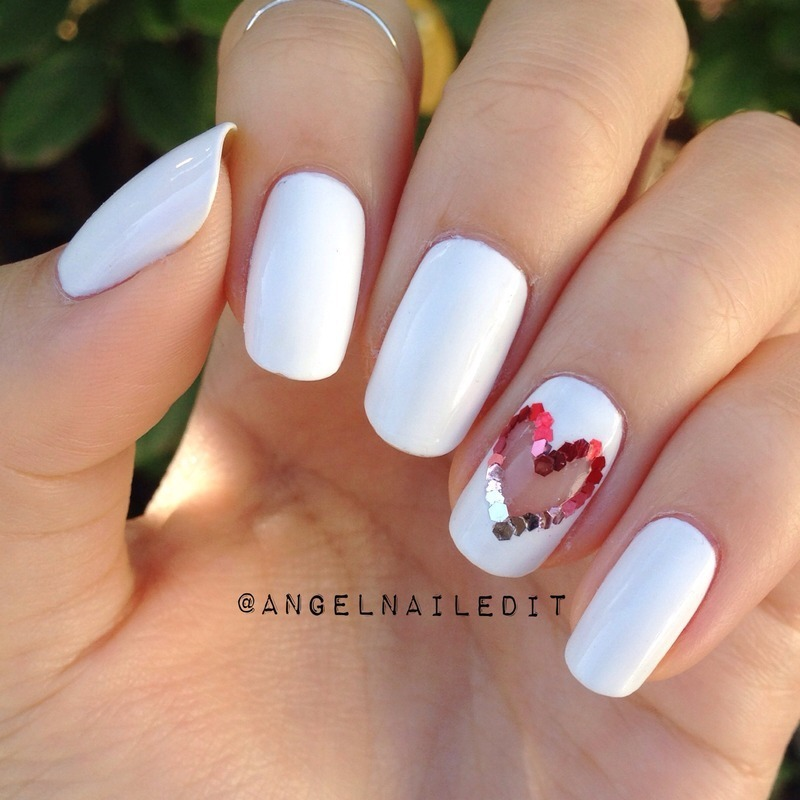 60 Latest Heart Nail Art Designs