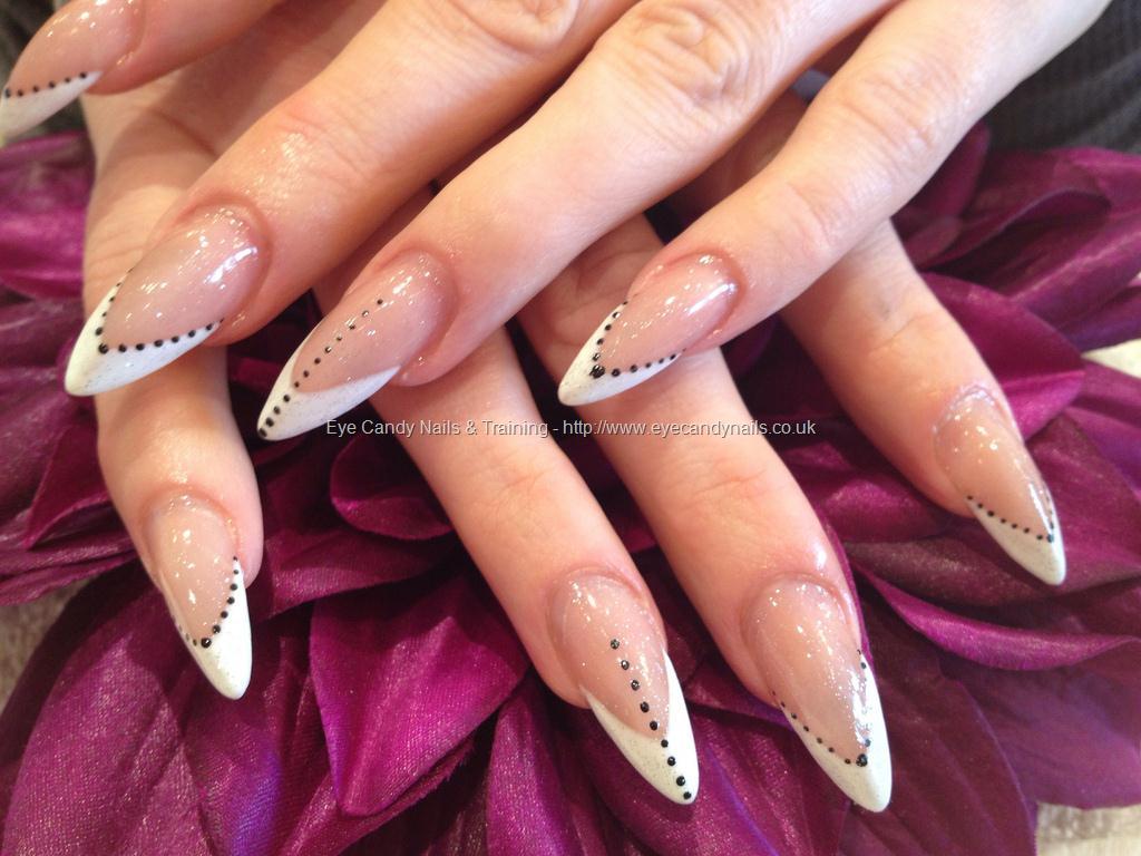 Nail Art For Pointed Nails - kitharingtonweb