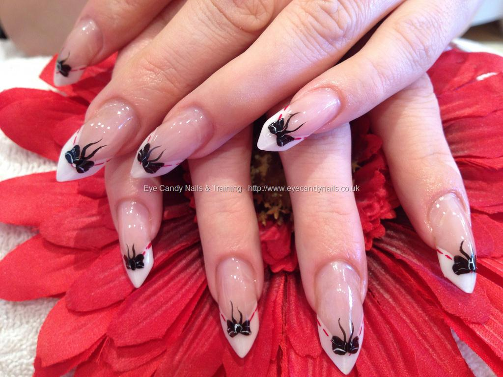 62+ Most Stylish Edge Nail Art Designs