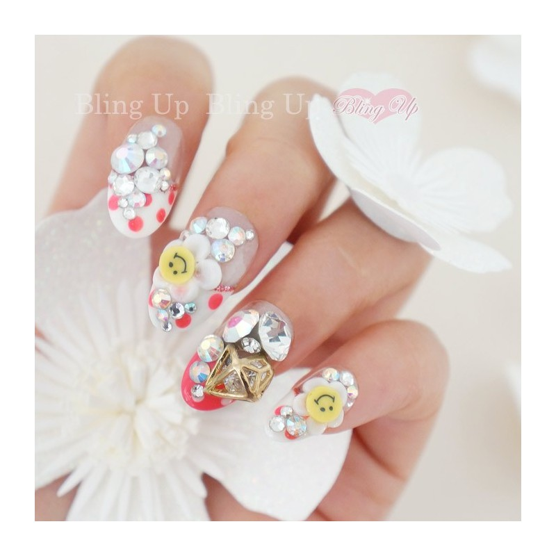 50+ Best Japanese Nail Art Design Ideas For Trendy Girls