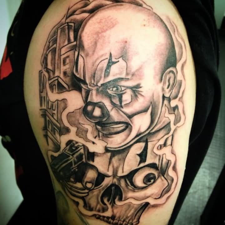 50+ Fantastic Gangsta Tattoos