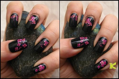 Nail art china gallery nail art and nail design ideas 60 latest chinese nail art designs chinese pink flowers nail art prinsesfo gallery prinsesfo Images