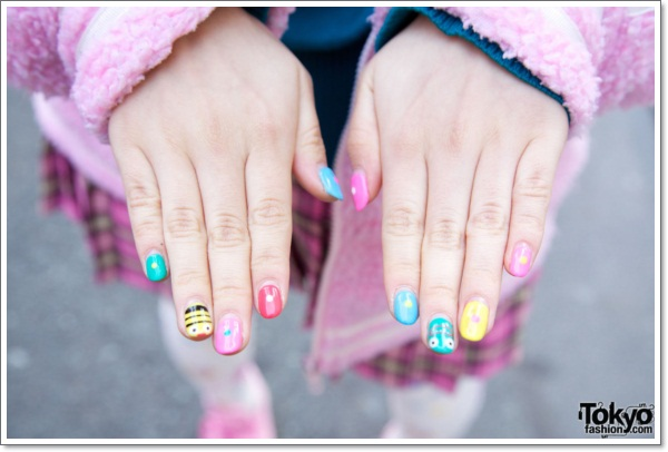 Japanese Nail Art Seattle Best Nail Designs 2018
