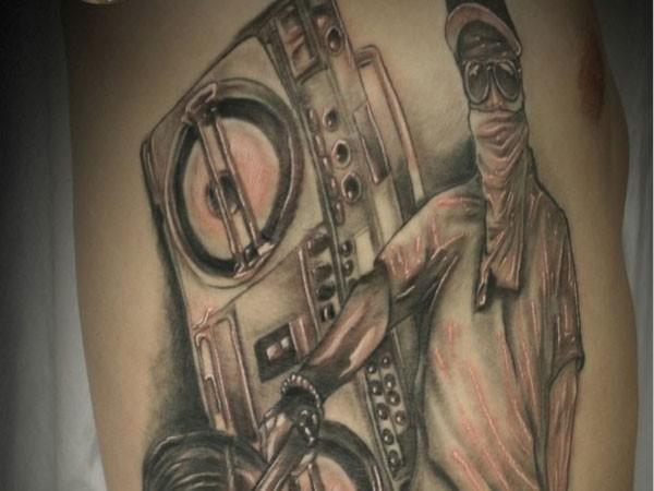 50 fantastic gangsta tattoos. Black Bedroom Furniture Sets. Home Design Ideas