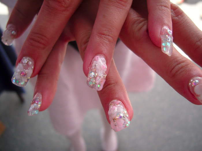 55 most beautiful japanese nail art design ideas japanese 3d nail art design idea prinsesfo Choice Image
