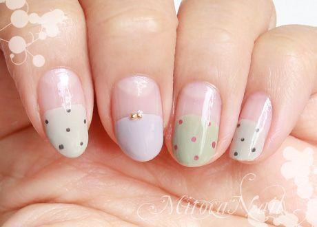 Kawaii Anese Nail Art