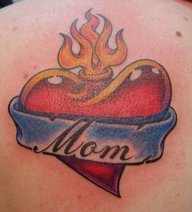 65 incredible mom tattoos ideas. Black Bedroom Furniture Sets. Home Design Ideas