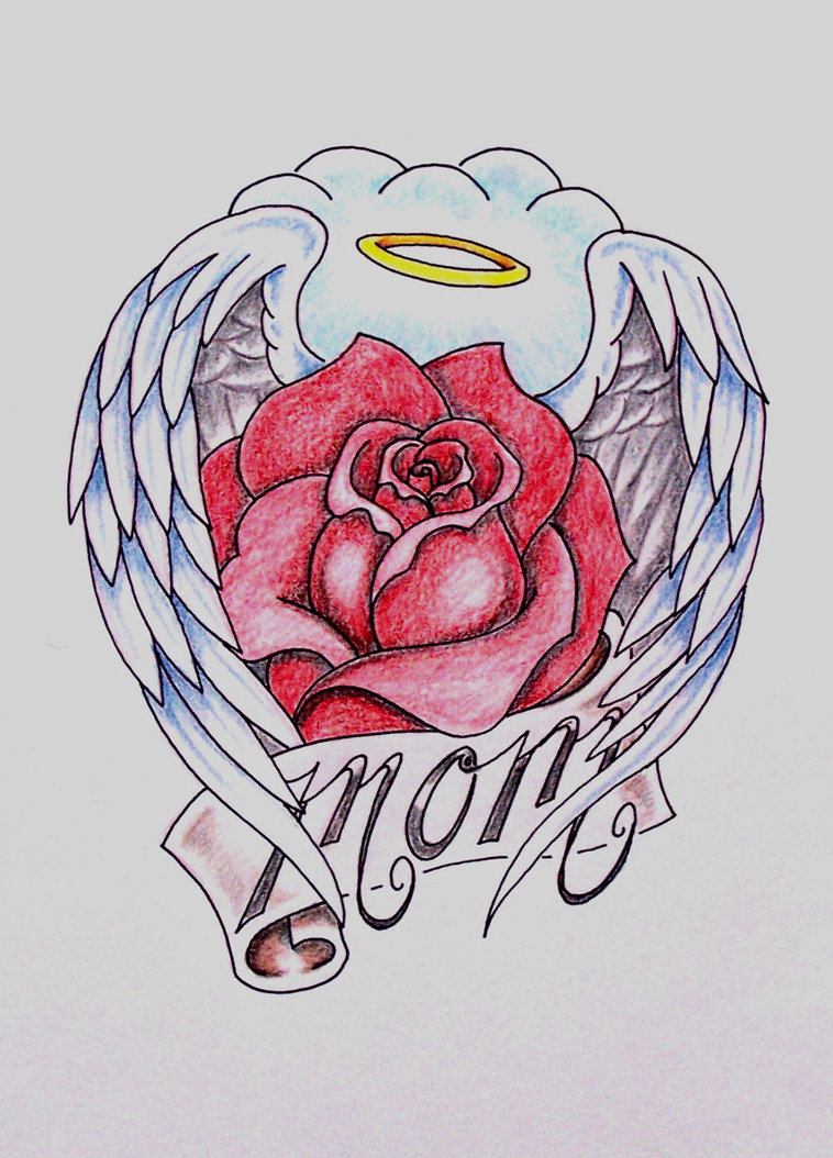 35 Amazing Mom Tattoo Designs