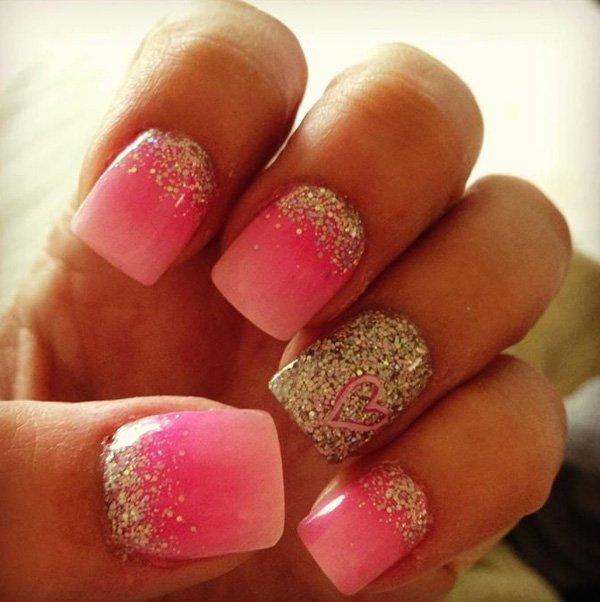 Nail art designs sparkle best nails art ideas prinsesfo Choice Image