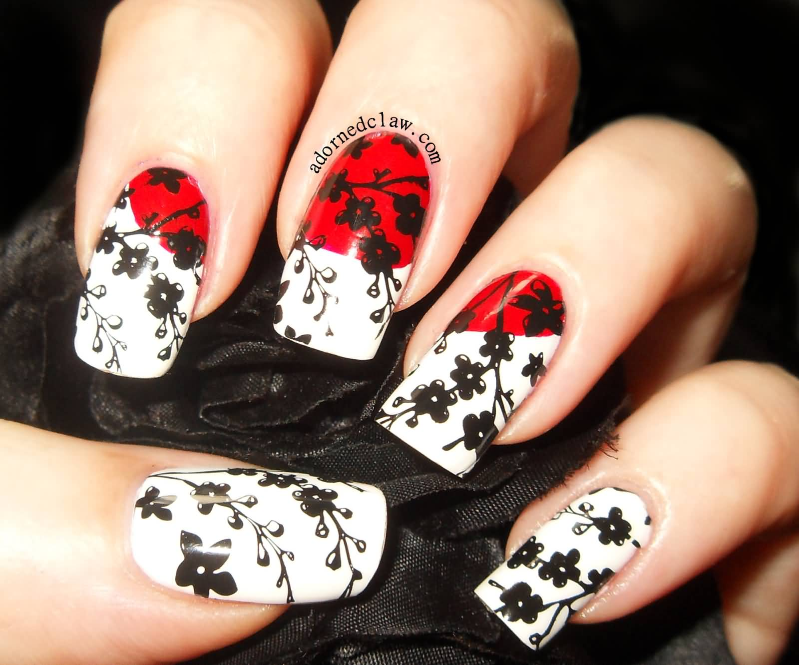 Modern Japanese Gel Nails Design Picture Collection - Nail Art Ideas ...