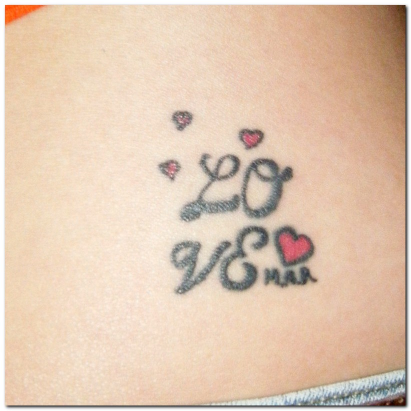 55 Cool Love Tattoos Collection