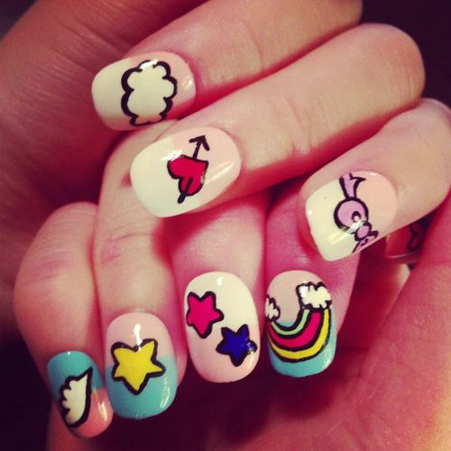 50 Best Japanese Nail Art Design Ideas For Trendy Girls