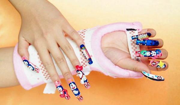 3d Nail Art Design Japanese Hireability