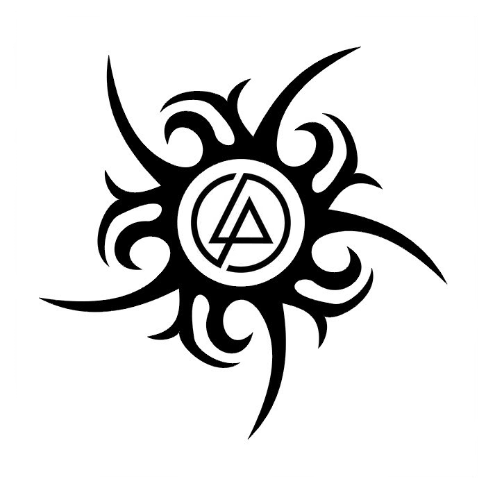 Tribal Linkin Park Symbol Tattoo Design By Quorrashiffer