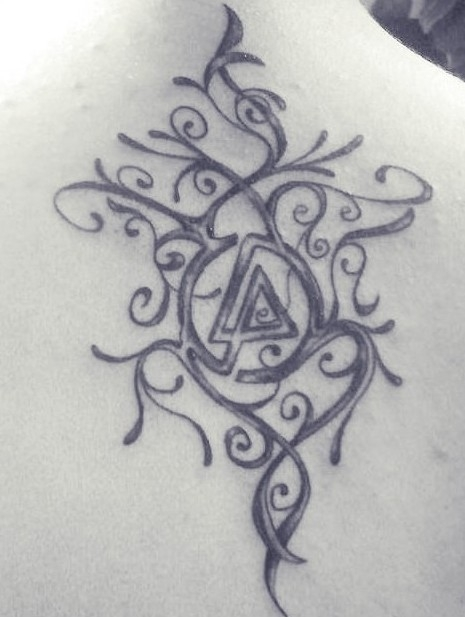 8 linkin park tattoo designs. Black Bedroom Furniture Sets. Home Design Ideas