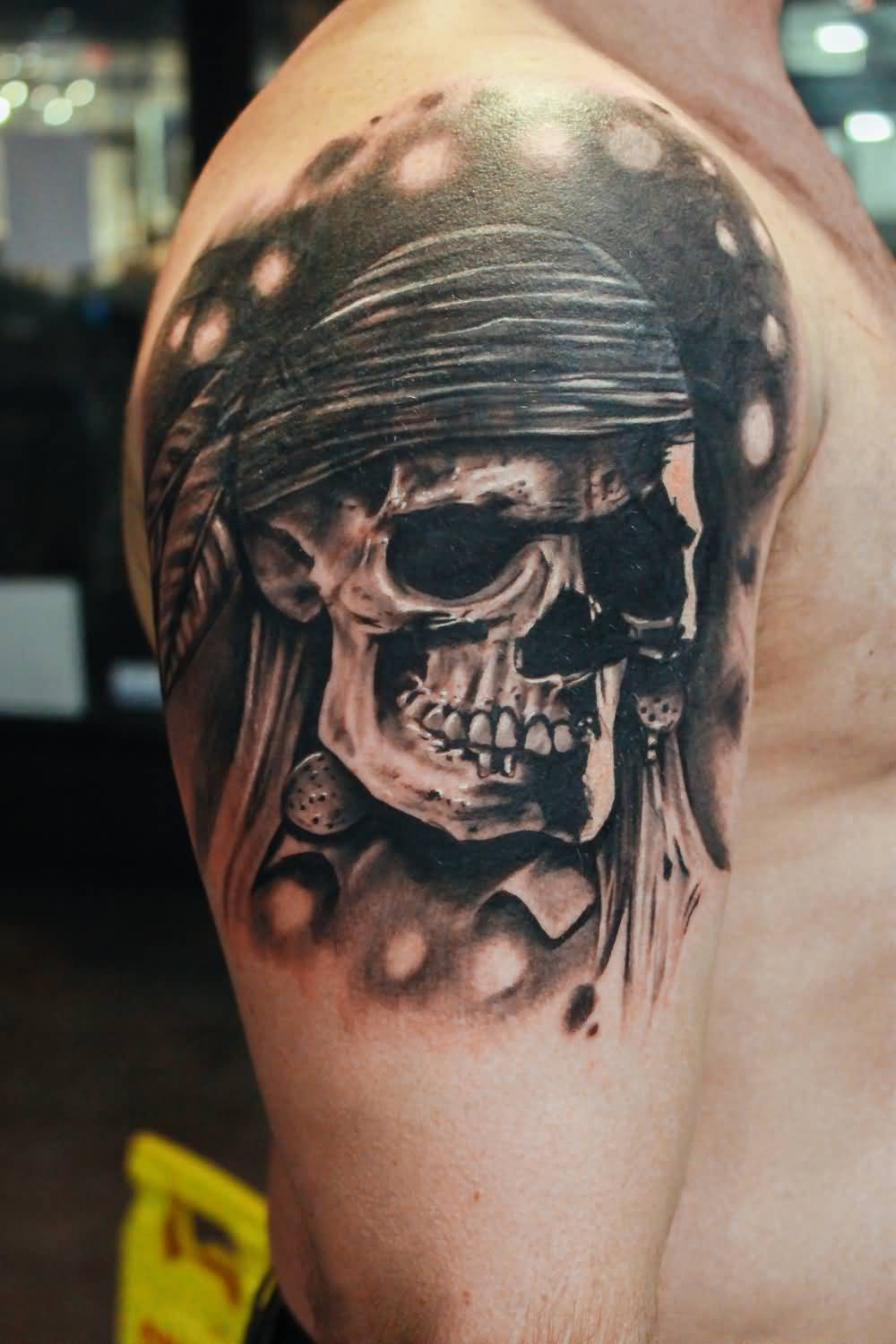 Awesome Shoulder Tattoos - Tattoo Collections