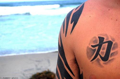 25 strength symbol tattoos ideas and designs. Black Bedroom Furniture Sets. Home Design Ideas
